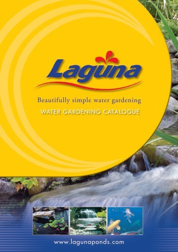 Beautifully simple water gardening - Rolf C. Hagen Inc.