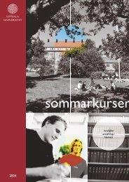 Innehåller anmälnings- blankett - Uppsala universitet
