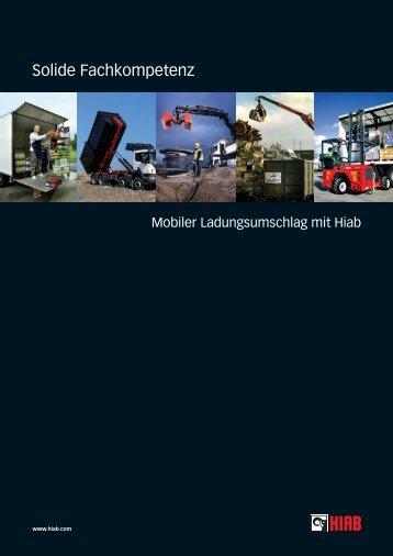 Deutsch - Hiab Deutschland