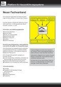 hauseinführungssysteme einfach sicher platzsparend - Hauff-Technik - Seite 2