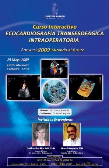 Invitados Extranjeros - Sociedad de Anestesiología de Chile