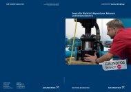Service für Werkstatt-Reparaturen, Retouren und ... - Grundfos