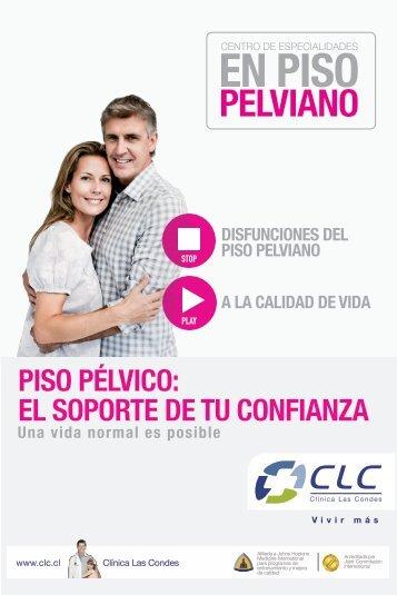folleto Piso pelviano5 - Clínica Las Condes
