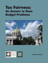 National Tax Fairness Report 20150211