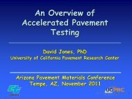 Accelerated Pavement Testing Overview - Pavements/Materials ...