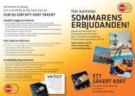Folder A5_säkerhet-erbjudande.indd - Sparbanken i Karlshamn