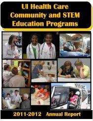 UI Health Care Community and STEM Education Programs