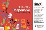 Culturally Responsive - University of Iowa Hospitals and Clinics
