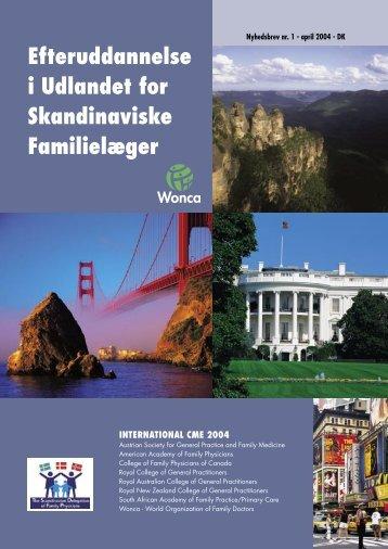 Efteruddannelse i Udlandet for Skandinaviske ... - Kursdoktorn