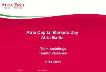 Baltia - Atriagroup.com