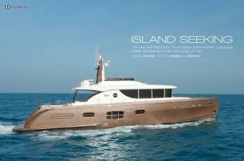 Asia Pacific Boating NISI 2400 Feature Article - Buy Explorer Yachts ...