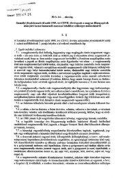 2013. évi . . . törvény Személyi jövedelemadóról szóló ... - Parlament