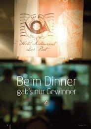 der Pressebericht und die Rezepte - Gourmet Vital by Werner ...