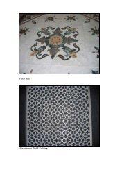 Floor Inlay Aluminium Grill Cutting
