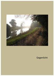 Gegenlicht - Trauer-Wege-Leben