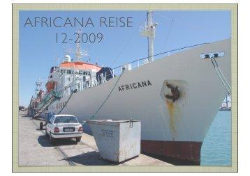 AFRICANA REISE 12-2009 - GENUS