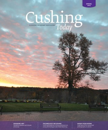 Download - Cushing Academy