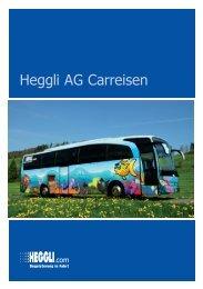 Heggli AG Carreisen