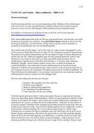 Läs hela dokumentet som pdf-fil - Allmänna Försvarsföreningen
