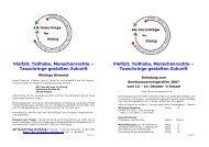12 Seiten A5-Broschüre BTT 12.-14. Okt 2007 in ... - Tauschringe.Info