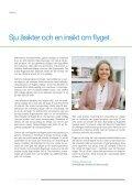 Sju åsikter och en insikt om flyget - Swedavia - Page 2