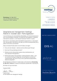 Download PDF - Management Meetings