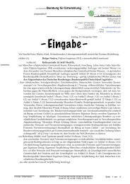 – Eingabe – - physicstoDot