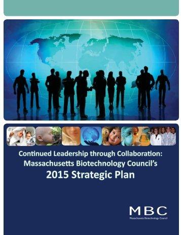 2015 Report Executive Summary - Massachusetts Biotechnology ...