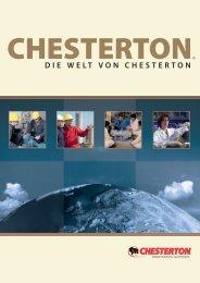TECHNOLOGIE UND INNOVATION - AW Chesterton