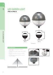 LED Garden Light - Davis Lighting
