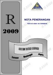 Nota Penerangan R 2009 - Lembaga Hasil Dalam Negeri