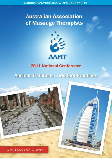 Exhibitor Kit - AAMT