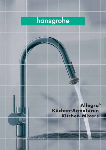 Küchen-Armaturen Kitchen Mixers Allegra®