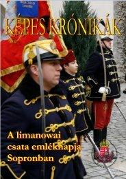 A limanowai csata emléknapja Sopronban A ... - Magyar Huszár