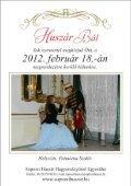 Huszárbál Sopronban 2012. február 18. Huszárbál ... - Magyar Huszár - Page 2