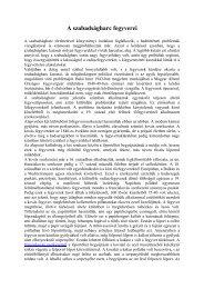Kedves Gyula: A szabadságharc fegyverei /PDF