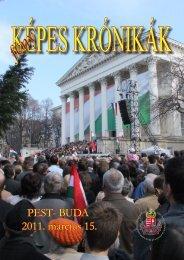 PEST- BUDA 2011. március 15. - Magyar Huszár