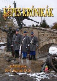 KÁPOLNA 2011. február 25-27. - Magyar Huszár