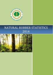 NATURAL RUBBER STATISTICS 2012 - Malaysian Rubber Board