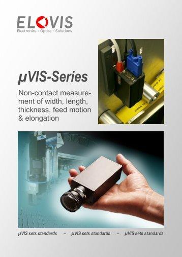 µVIS-Series - Elovis GmbH