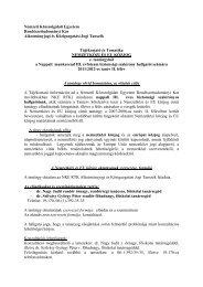 Nemzetközi és EU közjog - Rendészettudományi Kar