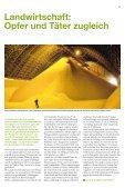 Was wollen wir essen? Gift und Gentechnik – nein ... - Greenpeace - Seite 3