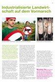 Was wollen wir essen? Gift und Gentechnik – nein ... - Greenpeace - Seite 5