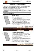 THERMO/SOLAR Žiar sro Cenník 1/2013 v EUR platný od ... - AXIGON - Page 4