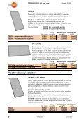 THERMO/SOLAR Žiar sro Cenník 1/2013 v EUR platný od ... - AXIGON - Page 6
