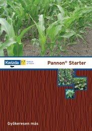 Pannon® Starter - Kwizda