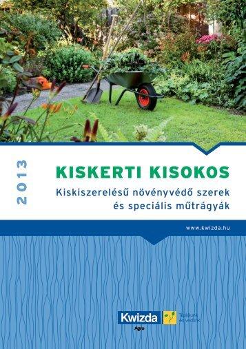 KISKERTI KISOKOS - Kwizda