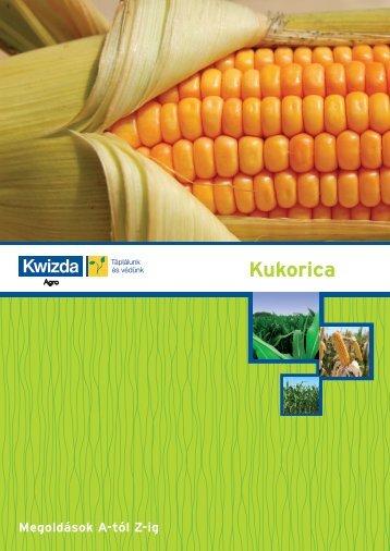 Kukorica - Kwizda