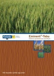Eminent®-Tebu - Kwizda
