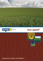 Azo-speed® - Kwizda